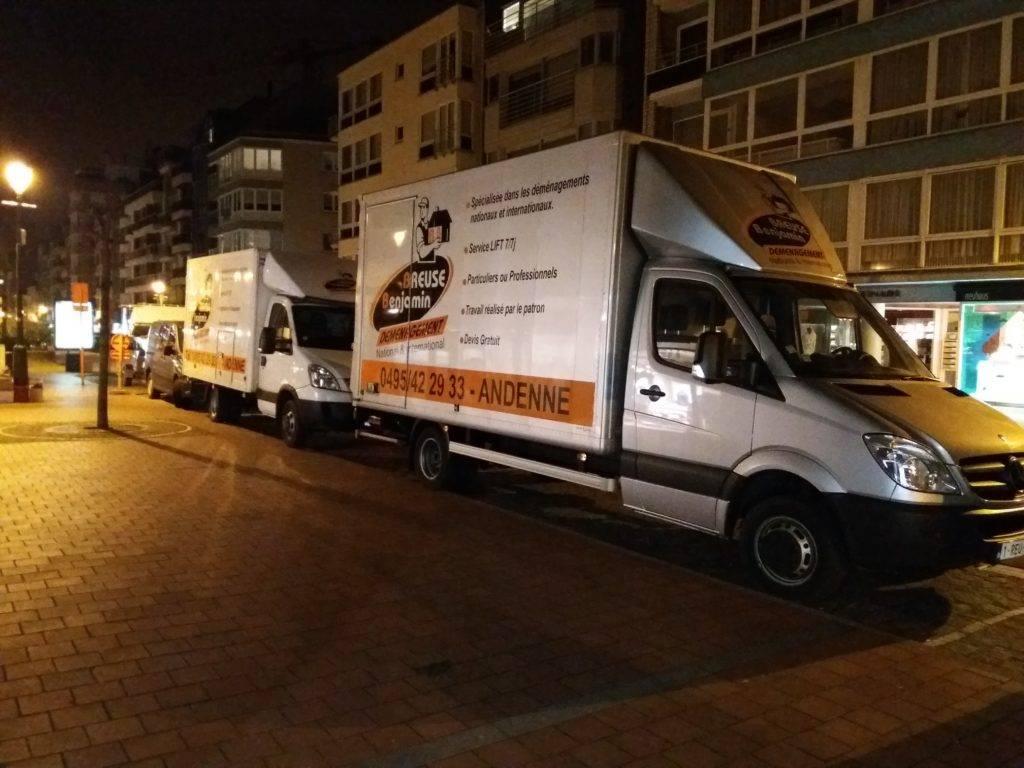 Déménagement Breuse internationaux : Nous voyageons en France, Italie et Espagne pour vos déménagement internationaux