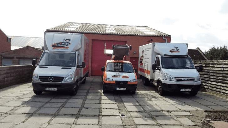 Déménagement Breuse - déménagements nationaux et internationaux sur Andenne,, Huy et Namur