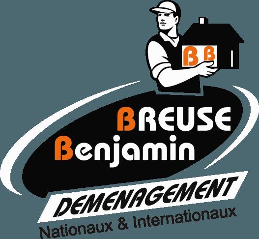 Logo Déménagement Breuse à Andenne, Huy et Namur