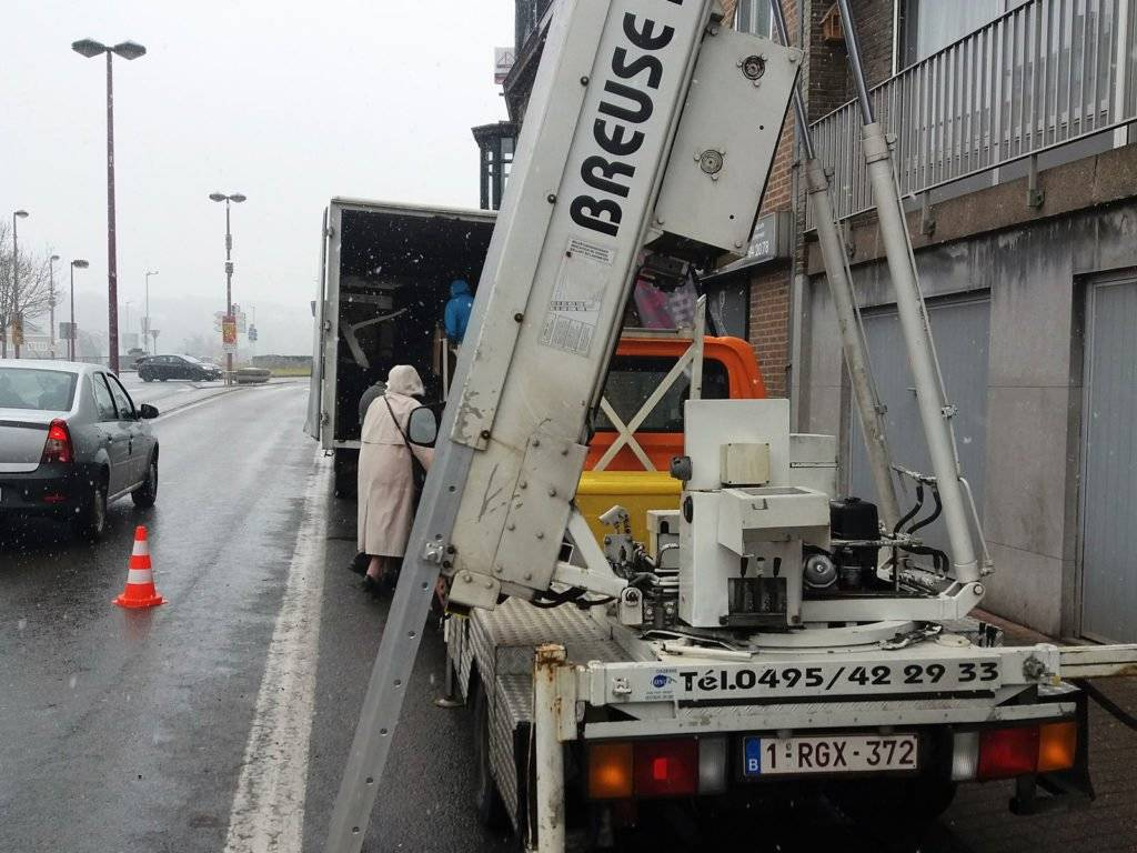 Services Lift - Déménagements Breuse nationaux et internationaux - Belgique, France, Italie, Espagne, Europe